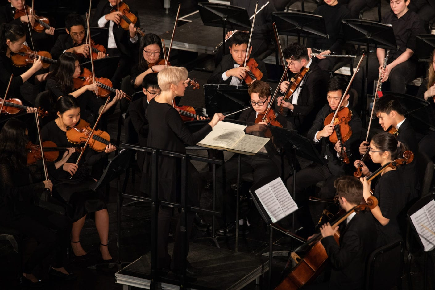 Graduation Music 2020.Precollege Graduation Day Symphony Orchestra Conducted By